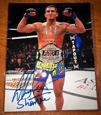 Anthony Pettis Hand Signed 8x10 Photo MMA
