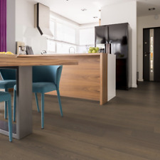 Real Oak Wood Flooring - Timba Floor Truffle Grey 14x189 £29.99/m2 SAMPLE
