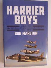 Harrier Boys Volume 2: New Technology, New Threats, New Tactics, 1990-2010
