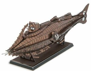 Disney Parks Metal Earth Nautilus Submarine Color 3D Model Kit - NEW