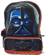NEW LICENSED LEGO STAR WARS DARTH VADER Backpack Vadar School Bag