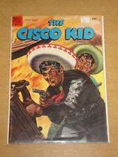 CISCO KID #25 FN (6.0) DELL COMICS FEBRUARY 1955