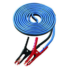 K Tool 74521 Battery Booster Cables, 4 Gauge, 16' Long Extra Heavy Duty Cables
