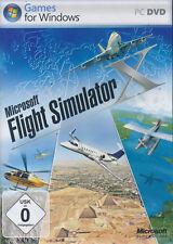 PC Computer Spiel Flight Simulator X * 10 FS Flug Simulator Microsoft FSX NEU