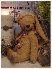 Mohair/Viscose/Bear/ Rabbit Sewing Pattern 9.5 inch