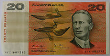 $20 Knight/Stone 1979 banknote - Very Fine