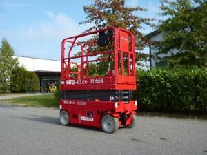 MTB - Mantall XE65N    Scherenarbeitsbühne   /  6,50 m Arbeitshöhe / Neugerät