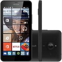 TOUT NOUVEAU Microsoft Nokia Lumia 640 XL 8GB Noir 4G LTE déverrouiller