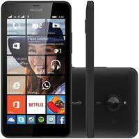 BRAND NEW MICROSOFT  NOKIA LUMIA 640 XL  8GB BLACK UNLOCK WINDOWS SMART PHONE