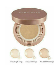 April Skin Fixing Foundation Cushion (#22 Natural Beige)