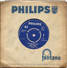 """Ronnie Carroll Roses Are Red (My Love) UK 45 7"""" single +Wishing Star"""