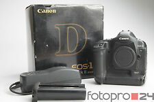 Canon EOS 1ds Mark II Body + 97 TSD inneschi + molto bene (215500)