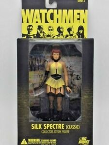 DC Direct Watchmen Series 2 Silk Spectre (Classic) Action Figure NEW
