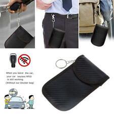 Faraday Bag Anti Theft RFID Key Fob Security Box Signal Blocking Pouch For Car r