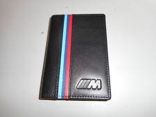 BMW M Business Card Wallet - Black - 80212344406