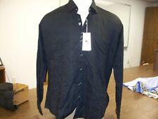 Thee Black Jack Long Sleeve Adult 3XL Slim Fit Dress Shirt