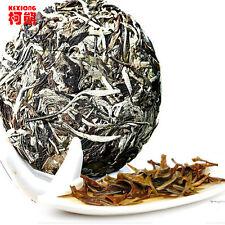 Caicheng Fragrant white moonlight old tea puer raw tea Moonlight Beauty 100g