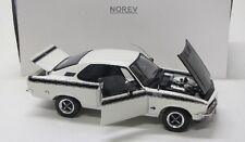 Opel Manta GT/E ( 1975 ) weiss / Norev 1:18