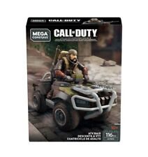 Mega Construx Call Of Duty ATV Raid Building Set 116 Pcs New