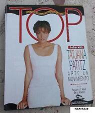 TOP MODEL # 11 / TATJANA PATITZ Interviu Supplement  NM ANNA NICOLE SMITH