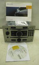 OPEL Astra H Radio/Navigationssystem-Kombination CD70 NAVI Radio entheiratet