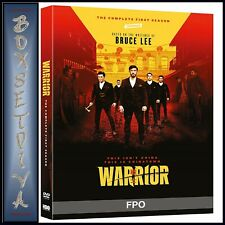 WARRIOR COMPLETE SEASON 1 - FIRST SEASON  ** BRAND NEW DVD ****