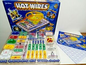 John Adams Hot Wires Plug & Play Electronic Set Complete, Tested and Working VGC