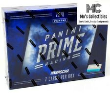 2018 Panini Prime Racing 8 Box Hobby Case Group Break Alex Bowman