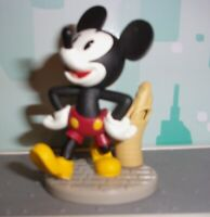 Mickey Mouse Figure Disney 90 Years of Magic 90th Anniversary 3 INCH PVC COLLECT