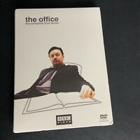 The Office UK Series DVD Season 1 Brand New Sealed Ricky Gervais