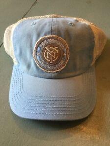 New York City, Football Club, Hat, Youth