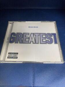 DURAN DURAN GREATEST  - 2 Disc - CD & DVD