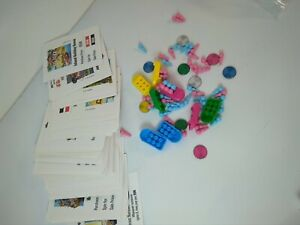 Game Of Life Replacement - Replacements Pieces (Cars, People, Spinners)