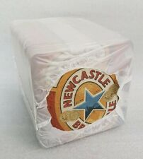 Newcastle Brown Ale Vintage Pub Bar Towel and 4 matching CoastersPub World