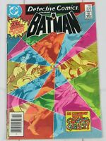 Detective Comics #535 Newsstand (DC 1984) 1st Jason Todd as Robin - Doug Moench