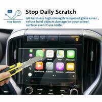2019 Subaru Ascent Starlink 8Inch Car Navigation Screen Protector Tempered Glass
