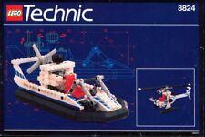 LEGO TECHNIC 8824 NUOVO - Hovercraft - ANNO 1994 NEW/MISB