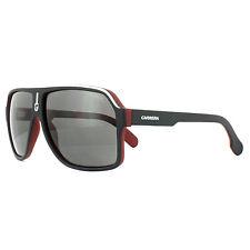 Carrera Sonnenbrille 1001/S Blx M9 Schwarz Silber Rot Grau Polarisiert
