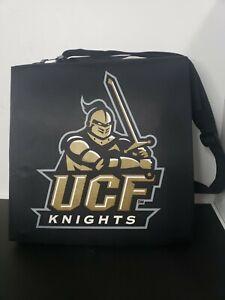 UCF Knights Logo Brand Stadium Seat Bleacher Seat Pad W/ Tons of Pockets