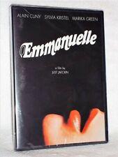 Emmanuelle (DVD, 2019) NEW Alain Curry Marika Green Sylvia Kristel cult romance