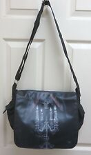 "Anne Stokes Collection ""Candelabra"" Grim Reaper Messenger Bag ACK/Nemesis Now"