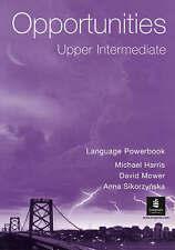 Opportunities. Opportunities Upper Intermediate Language Powerbook Global Upper-