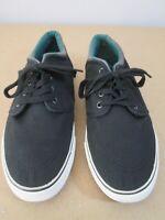 Twisted Soul - Black Canvas Shoes - Size 10