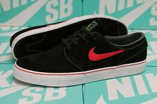 NIKE SB STEFAN JANOSKI - BLACK / CRIMSON RED GREEN - 333824 064 DS SZ 11