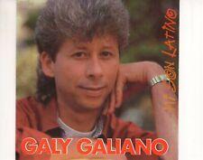 CD GALY GALIANOmi son latinoUS 1987 EX (R3290)