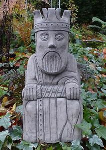 Giant King  Lewis chess piece