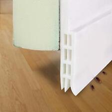 Under Door Sweep Weather Stripping Door Bottom Seal Strip Door Draft Stopper Str