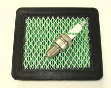 Luftfilter + Zündkerze passend f. Honda Rasenmäher GC GX GCV HRS HRT 135 160 190