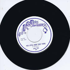 JOE TEX - YOU LITTLE BABY FACE THING / LITTLE BOOKER - OPEN THE DOOR WILD STROLL