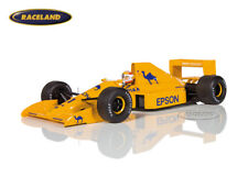 Lotus 101 Judd F1 4° GP England 1989 Nelson Piquet, Spark 1:18, 18S231